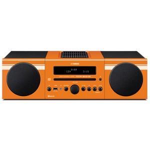 ヤマハ YAMAHA CD/Bluetooth/USBマイクロコンポーネントシステム オレンジ MCR-B043D|bic-shop