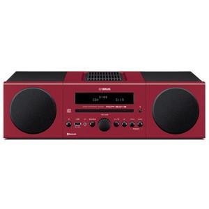 ヤマハ YAMAHA CD/Bluetooth/USBマイクロコンポーネントシステム レッド MCR-B043R|bic-shop