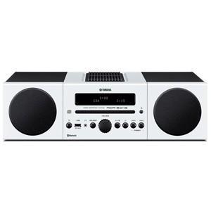 ヤマハ YAMAHA CD/Bluetooth/USBマイクロコンポーネントシステム ホワイト MCR-B043W|bic-shop