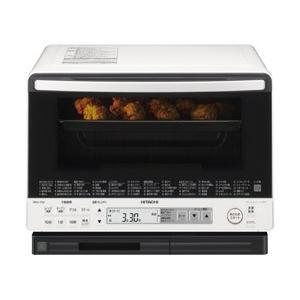 日立 HITACHI 電子レンジ スチームオーブンレンジ 31L ホワイト 過熱水蒸気オーブンレンジ ヘルシーシェフ MRO-VS8-W|bic-shop