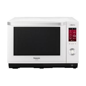 パナソニック Panasonic 電子レンジ スチームオーブンレンジ 26L ホワイト  Bistro(ビストロ) NE-BS655-W|bic-shop