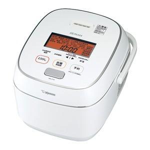 象印    ZOJIRUSHI   圧力IH炊飯ジャー   1升炊き    ホワイト 極め炊き   炊飯器    NW-JT18-WA|bic-shop