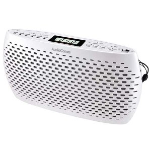 ラジオ  CDラジオ オーディオ オーム電機 OHM ポータブルCD/MP3/ラジオ ホワイト RCR-90Z-W 送料無料 bic-shop
