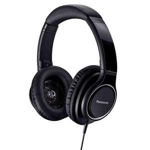 パナソニック Panasonic ハイレゾ対応 ヘッドホン ブラック RP-HD5-K