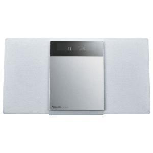 ミニコンポ CDコンポ パナソニック Panasonic Bluetooth対応 コンパクトステレオシステム SC-HC410-W 送料無料|bic-shop
