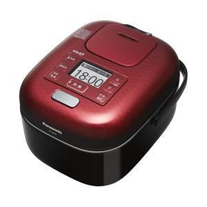パナソニック Panasonic 可変圧力 IHジャー 炊飯器 3合炊き 豊穣ブラック  おどり炊き SR-JX058|bic-shop