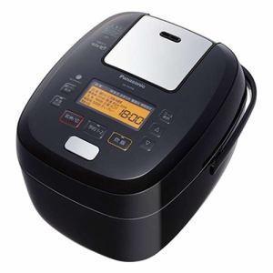パナソニック Panasonic 可変圧力 IHジャー 炊飯器 5.5合炊き ブラック おどり炊き SR-PA108-K|bic-shop