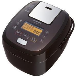 パナソニック    Panasonic   可変圧力 IHジャー 炊飯器 1升炊き ブラウン  おどり炊き   SR-PA188-T|bic-shop
