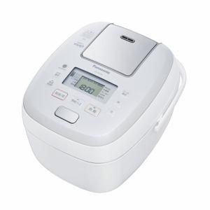 パナソニック Panasonic 可変圧力 IHジャー 炊飯器 5.5合炊き ホワイト おどり炊き SR-PB108-W|bic-shop