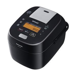 パナソニック    Panasonic   スチーム 可変圧力IHジャー 炊飯器 1升炊き ブラック Wおどり炊き   SR-SPA188-K|bic-shop