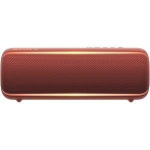 ソニー SONY 防塵防水対応  Bluetoothスピーカー   レッド SRS-XB22-RC 送料無料|bic-shop