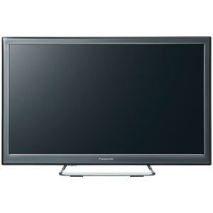 パナソニック Panasonic 24V型地上・BS・110度CSデジタル ハイビジョンLED液晶テレビ   ダークシルバー (別売USB HDD録画対応) VIERA TH-24ES500-S|bic-shop