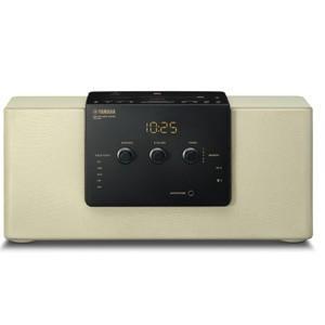 ヤマハ YAMAHA Bluetooth搭載 デスクトップ オーディオ システム シャンパンゴールド TSX-B141NC|bic-shop
