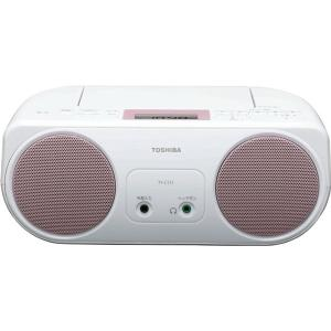 東芝 TOSHIBA CDラジオ TY-C151-P 送料無料|bic-shop