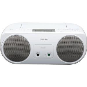 東芝 TOSHIBA CDラジオ TY-C151-S 送料無料|bic-shop