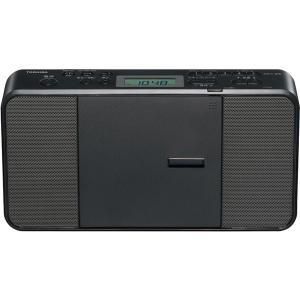 東芝 TOSHIBA CDラジオ TY-C251-K 送料無料|bic-shop