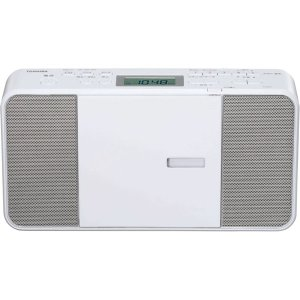 東芝 TOSHIBA CDラジオ TY-C251-W 送料無料|bic-shop