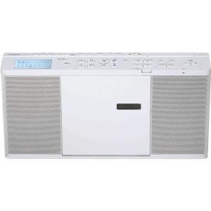 東芝 TOSHIBA SD/USB/CDラジオ TY-CX700-W 送料無料|bic-shop