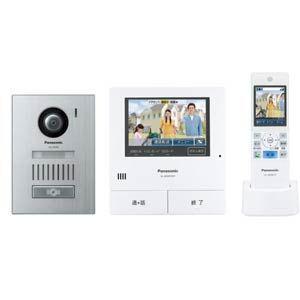 パナソニック Panasonic ワイヤレスモニター付 テレビドアホン VL-SWD501KS|bic-shop