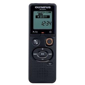 オリンパス OLYMPUS 4GBメモリ内蔵 ICレコーダー ブラック Voice-Trek VN-541PC|bic-shop