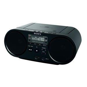 ソニー SONY CDラジオ ブラック ZS-S...の商品画像