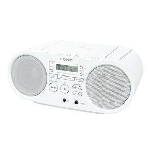 ソニー SONY CDラジオ ホワイト ZS-...の関連商品7