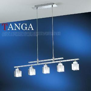 タンガ ペンダント5灯 エグロ 84091J|bicasa