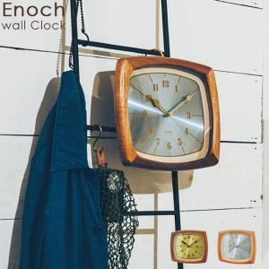時計 インターフォルム INTERFORM イーノク Enoch CL-3853 壁掛け時計 ウォールクロック クロック bicasa