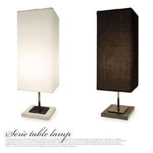 セリエテーブルランプ Serie table lamp LT3690WH/LT3690BK