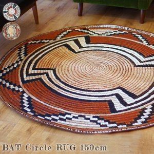 Bat Circle rug 150cm border=1