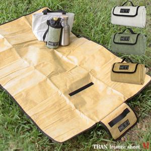 アウトドア アデペシュ a depeche トラン レジャーシートMサイズ TRAN leisure sheet M TRAN-LSS-001 レジャー ピクニック|bicasa
