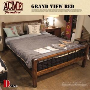 GRAND VIEW BED (グランドビュー ベッド) DOUBLE(ダブルサイズ) bicasa