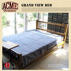 GRAND VIEW BED (グランドビュー ベッド) QUEEN(クイーンサイズ) bicasa