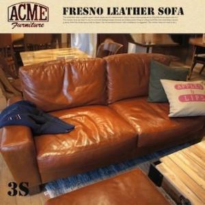 FRESNO LEATHER SOFA 3-Seater|bicasa