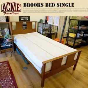 BROOKS BED(ブルックスベッド) SINGLE(シングルサイズ) bicasa
