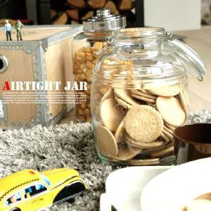 Airtight jar ガラス瓶 DF-1651 ダルトン