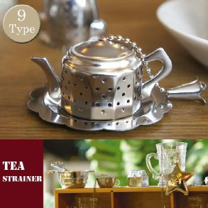 tea strainer&infuser(ティースト...