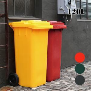 ゴミ箱ダルトンDULTONプラスチックトラッシュカン120リットルPLASTIC TRASH CAN 120LPT120トラッシュカン ごみ入れ 蓋付き 屋外 ダストボックス bicasa