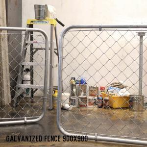 インテリア雑貨 ダルトン DULTON ガルバナイズド フェンス 900x900 Galvanized fence 900x900 D19-0040 9090 フェンス パーテーション 間仕切り bicasa