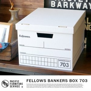 FELLOWS BANKERS BOX 703 BOX