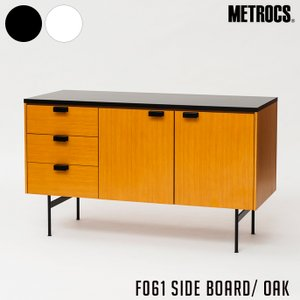 F061 Side Board OAK border=1