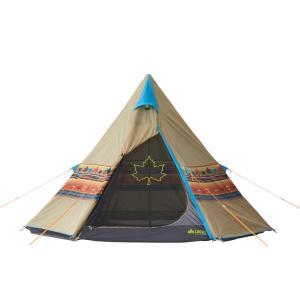 テント ロゴス LOGOS LOGOS ナバホ Tepee 300 71806501 ティピ ファミリー|bicasa