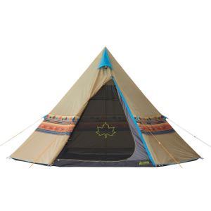 LOGOS ナバホ Tepee 400テント border=1
