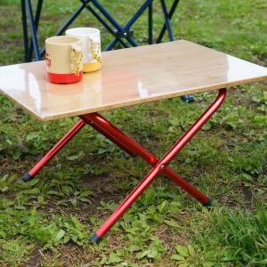 Bamboo Side Table アウトドアテーブル border=1