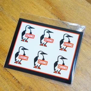 Sticker Booby Bird Mini ステッカー border=1