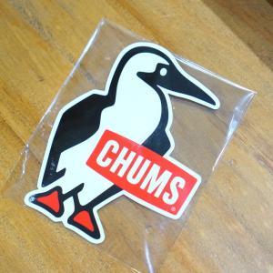 CHUMS Sticker Booby Bird Small ステッカー border=1