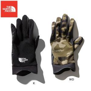 ザ・ノース・フェイス アウトドアウェア トレッキンググローブ シンプルトレッカーズグローブ Simple Trekkers Glove THE NORTH FACE NN11903の商品画像|ナビ