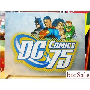 『アメリカンブリキ看板』DCコミック75周年 bicsale