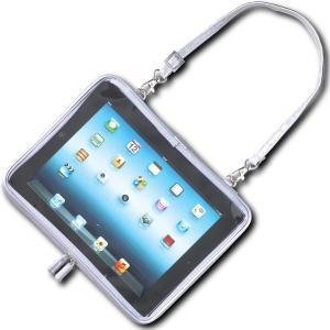 『アウトレット』プリンストン iPad Android タブレット用 防滴ケース シルバー GPD-45SV|bicsale