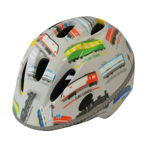 ☆送料無料☆TETE Amity(テテ アミティ) トレイングレー 子供用ヘルメット 横幅広め!|bicycleshop-gois
